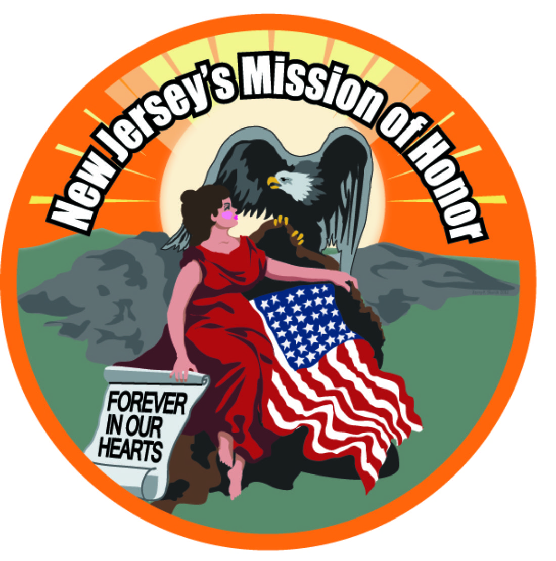 New Jersey's Mission of Honor